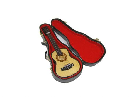 Miniature Acoustic Guitar CG18